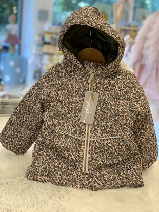 MONT MAXI JACKET SMALL FLOWER